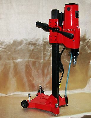 """10"""" Z-1RB CORE DRILL 2 SPEED W/ STAND CONCRETE CORING by BLUEROCK ® Tools"""
