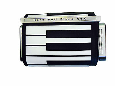 61 Key Piano Keyboard Flexible Roll Up Portable Kids Toys NEW from NSW Australia