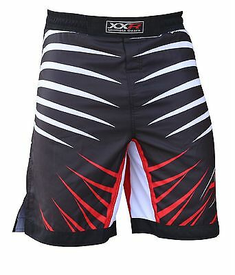 XXR Venture MMA Fight Shorts UFC Cage Fight Grappling Muay Thai Boxing Mix