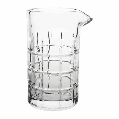 Olympia Cocktail Mixing Glass Made of Thick Walls - 580ml 165(H) x 90(Ø)mm