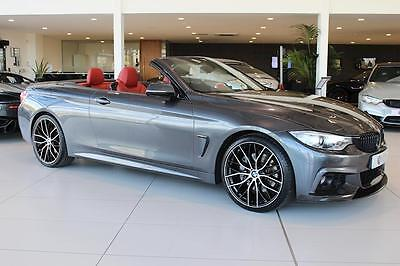 Bmw 4 Series 3.0 435I M Sport Convertible