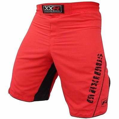 XXR MAXIMUS MMA Fight Shorts UFC Cage Fight Grappling Muay Thai Boxing Martial