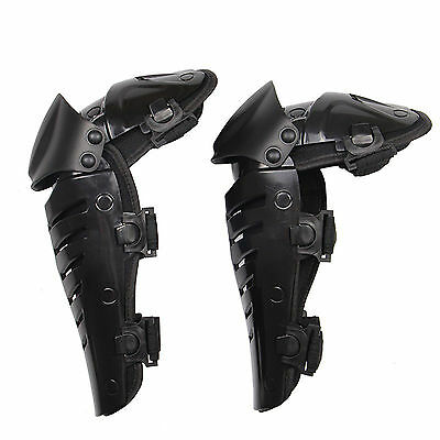 HEROBIKER 1Pairs Motorcycle Motocross Knee Shin Pads Guard Protective Knee Armor