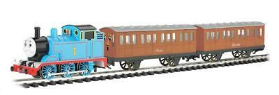 Bachmann 90068 G Scale 0-6-0 Thomas with Annie & Clarabel Coaches Set New Boxed
