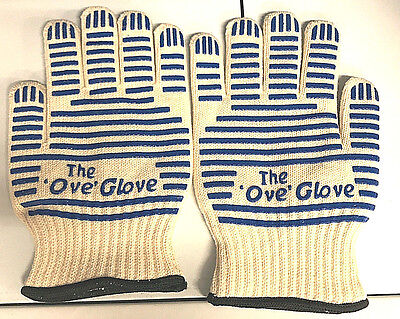 Amazing Heat Resistant Oven Gloves With Fingers High Heat Resistant 540°F