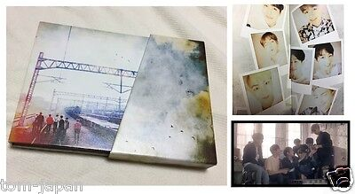 BTS Bangtan Boys YOUTH First Limited Edition CD + DVD + Booklet from Japan F/S