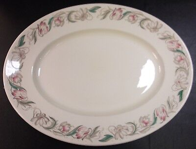 Susie Cooper Vintage Pottery Endon 1574 Medium Oval Platter     Kb