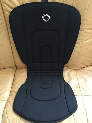 New Bugaboo Bee3 Seat Fabric Liner Black