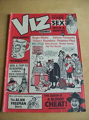 Viz Comic Number 31 -  August/September 1988