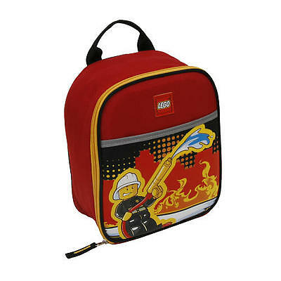 LEGO City Nights Vertical Lunch Bag - Fire