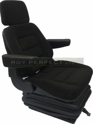 Low Back Cloth Tractor Suspension Seat