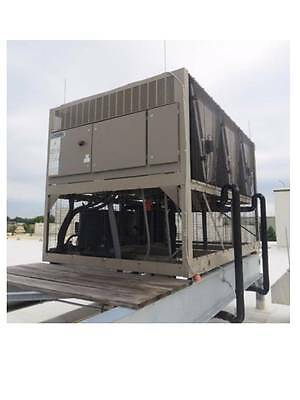 2014 York 65 ton Air Cooled Chiller, LOW hrs, 460V, R410a, (60 ton 70 ton) Nice