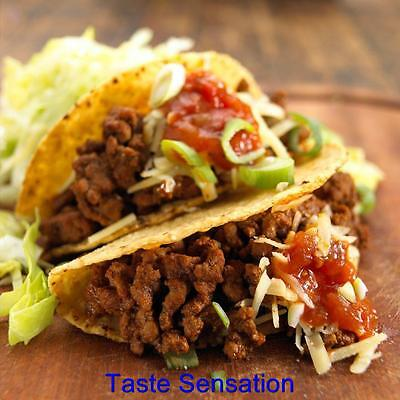 Taco Seasoning, Mild Mexican Style Spice Blend, Various Pack Sizes
