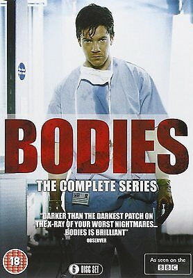 Bodies - The Complete Series : New DVD Box Set- Max Beesley