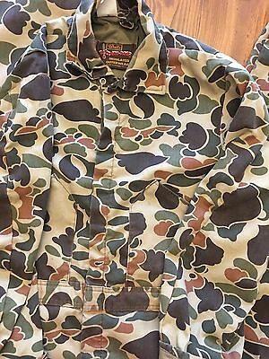WALLS Blizzard Pruf Mens Insulated Coveralls Size Medium M Regular Camouflage