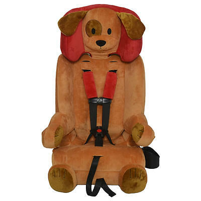 Sentry Guardimals Combination 3-in-1 Harness Booster Car Seat - Puppy