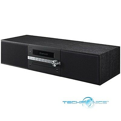 Pioneer X-Cm56B Stereo Shelf Systems Mini Stereo System With Built-In Bluetooth