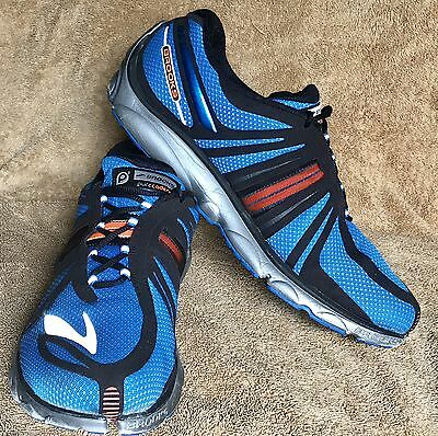 Brooks Men's  PureCadence 2 Running Shoes Sneakers Size 14 Blue/Black