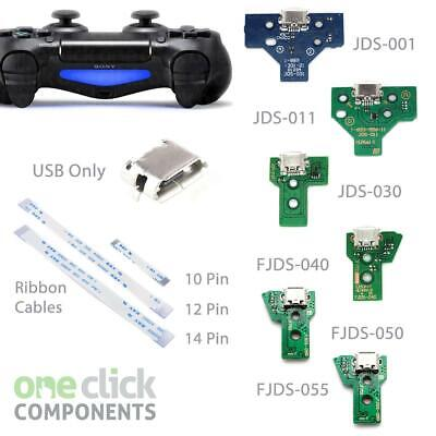 Playstation PS4 Controller USB Charging Port Socket Circuit Board / Ribbon Cable