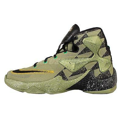 Nike Lebron XIII AS GS 13 James All Star Green Kids Basketball Shoes 836386-309