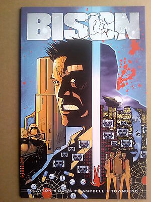 Bison 2000 AD collection