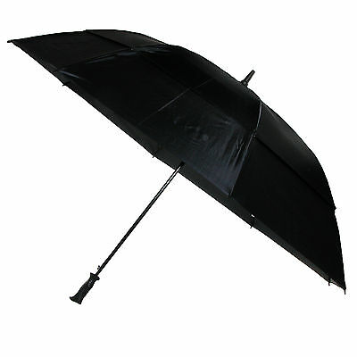 New Totes Extra Large 67 Inch Vented Canopy Golf Umbrella