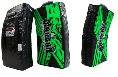 70cm kick boxing pad HIT bump shield fluro Muay thai MMA league foam strike TKD