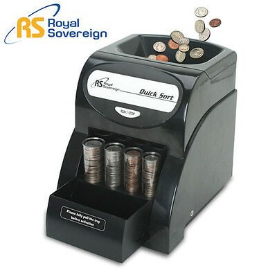 Royal Sovereign Electronic Coin Sorter