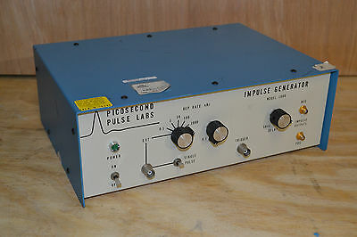 Picosecond Pulse Labs Tektronix Model 1000D Impulse Generator 1000 kHz
