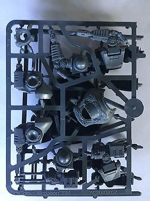 Warhammer 30k 40k Army Plastic Contemptor Dreadnought NOS Games Workshop Model !