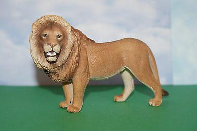 """Lion Male """"King of the Jungle"""" by Schleich 2007"""