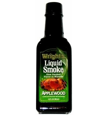 Wrights Liquid Smoke - Applewood 103ml