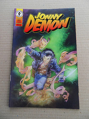 Jonny Demon 1 of 3 . Dark Horse 1994 - VF