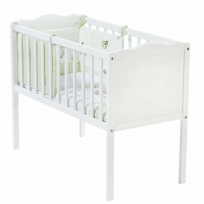 Harlow Static Crib in White, New Baby Nursery CotBed, Only at Toys R Us