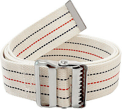 Gait Belt for Transfer & Walking LiftAid Beige