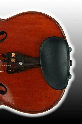 Wittner Chin-Rest for Violin, centered Montage, in 6 Sizes, Violin Chin Rest