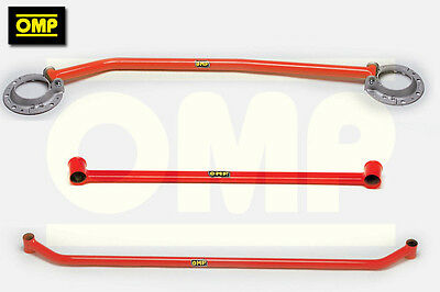 OMP TRIPLE STRUT BRACE SET VW GOLF MK2 1.8 GTi 16v