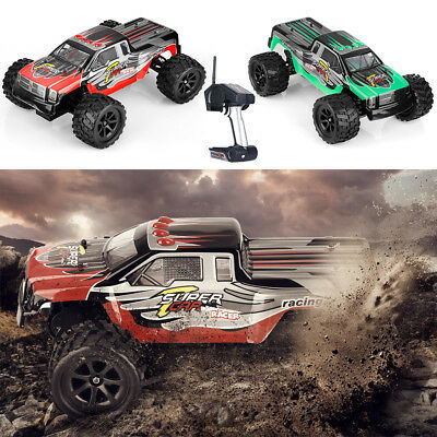 WLtoys L969 1:12 Scale Off-Road Eléctrico RC Car/Truck 2 WD 40Km/h Radio Control