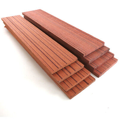 1pcs Teak Wood Sheet Craft Wood Plate DIY Model Handmade 4x40x200mm 5x50x200mm