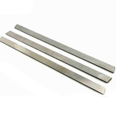 Precision Steel Flat Bar 2x4mm 2x6mm 2x10mm Length 200mm DIY Model Craft