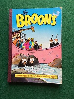 The Broons Annual 1989 D.C. Thomson & Co VGC