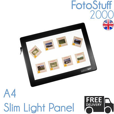 A4 LED LP-400N MEDALight Slim Light Box Photographic 5000K Light Panel A4