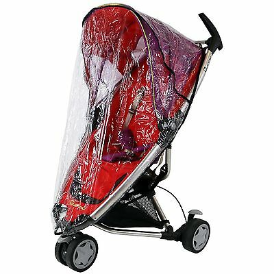 Heavy Duty Raincover  and wind protector For Quinny Zapp Xtra, Buggy pushchair