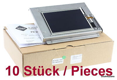 "10x Sharp 6.4"" TFT LCD Display Screen LQ64D341 640*480 W/ Touchscreen & Inverter"