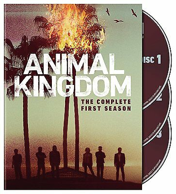 Animal Kingdom: The Complete First Season 1 (DVD, 2017, 3-Disc Set)