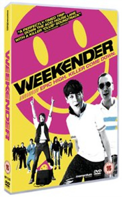 Jack O'Connell, Emily Barclay-Weekender  DVD NUEVO