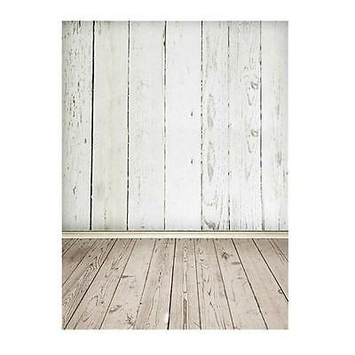 3x5FT White Wall Photography Background Backdrop Photo Prop Floor For Studio JI
