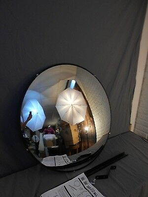 """See All 26"""" Indoor Safety & Security Convex Mirror (See Notes)"""