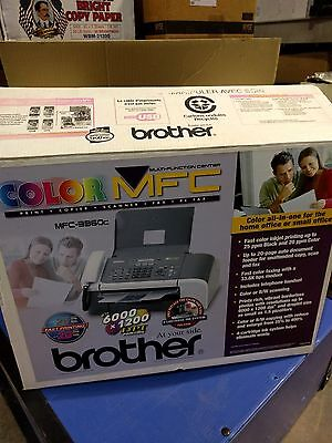 Brother Printer/Scanner/Copier/Fax Machine MFC3360C