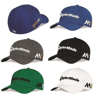 TaylorMade New Era Tour 39Thirty Caps - Choice of colour